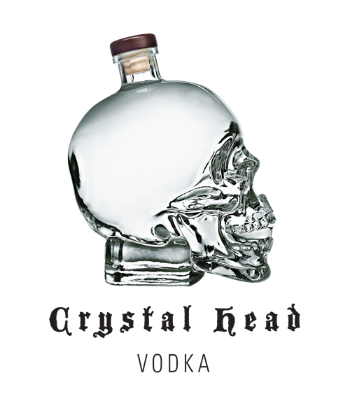 Crystal Head Written Logo w Bottle Profile