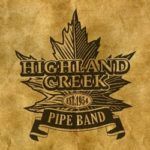 highland creek pipe band II