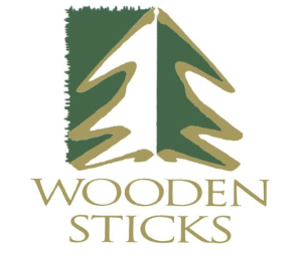 wooden sticks logo