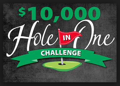 10K hole in one